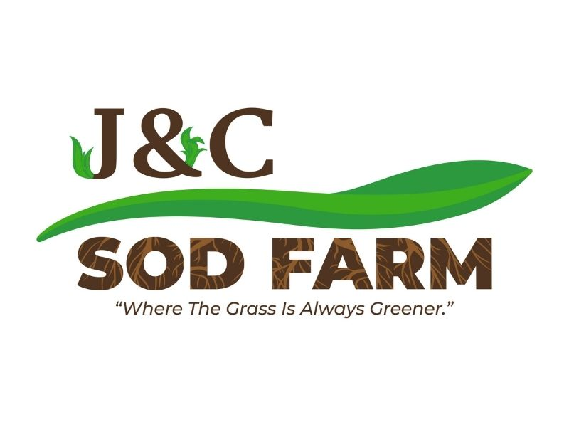 J&C Sod Farm Logo by Bullseye Branding Inc