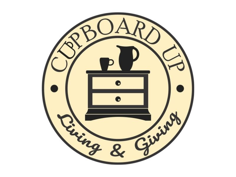 cupboard up logo by Bullseye Branding Inc